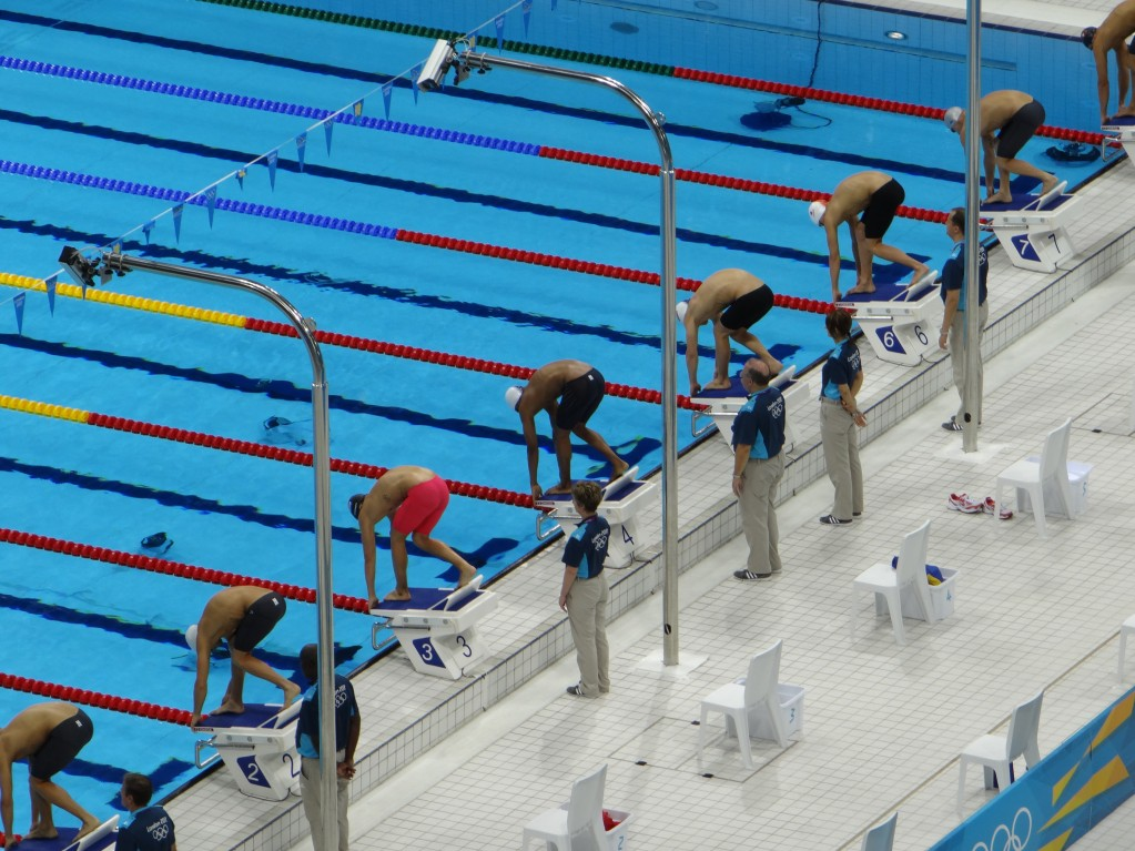 London_2012_Olympics_Aquatics_Centre_Swimmers